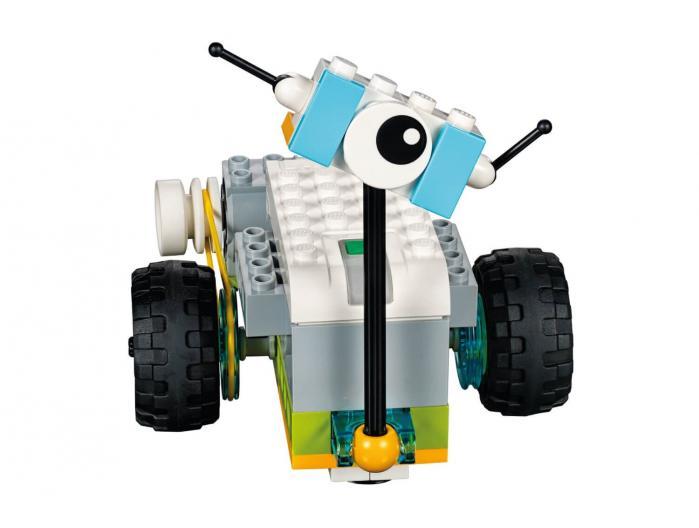 Lego We Construcción y Programacióndo 2.0