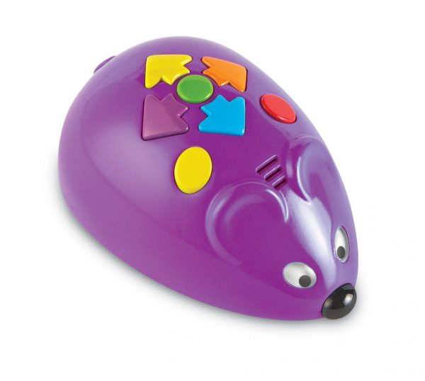 Robot Mouse Interactivo