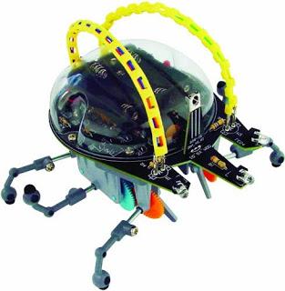 Elenco Escape Robot