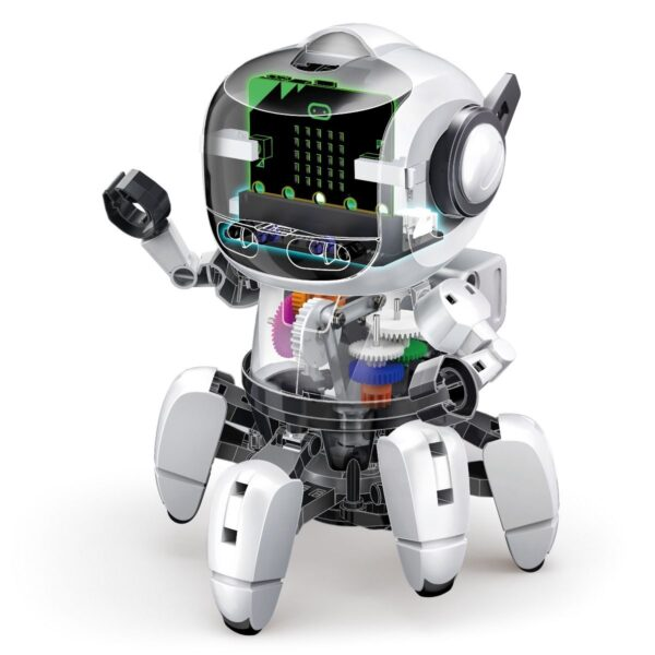 Robot Educativo Tobbie II